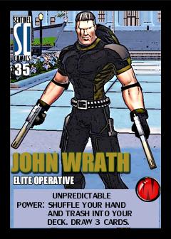 John Wrath, <br />Elite Operative (Promo)